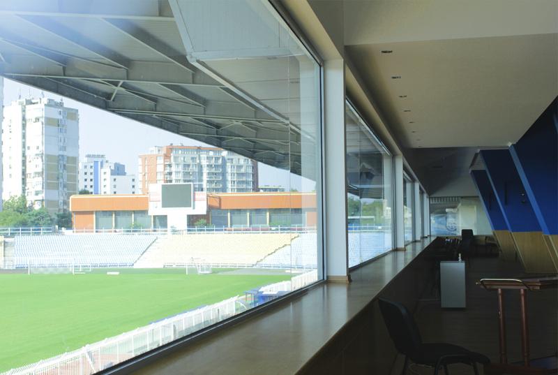 Черноморец Стадион