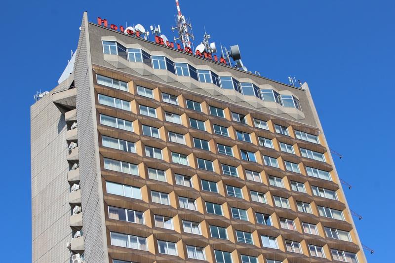 Хотел България  - Бургас