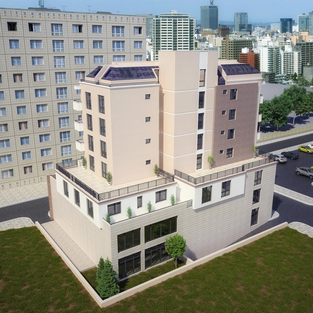 Сграда в к-с. Славейков гр. Бургас