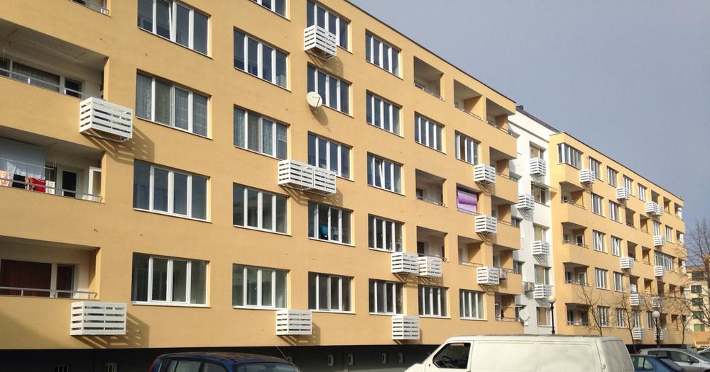 Успешное завершение реконструкции двух блоков